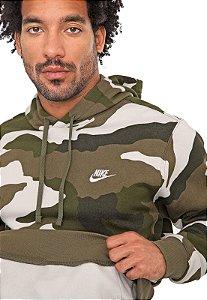 Blusão Flanelado Fechado Sportswear - Nike