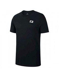 Camiseta Nike Dry Dangerous Masculina - Preto
