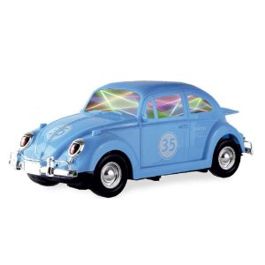Carrinho Bate Bate Fusca - Zoop Toys ZP00221