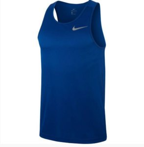 Regata Nike Breathe Run Ta - Azul