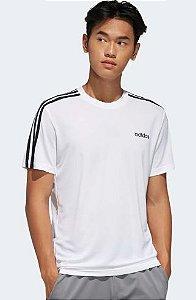 Camiseta Designed Branca Adidas