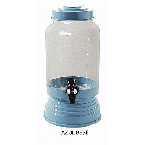 Suqueira De Plástico 3,6 Litros - Alumínio Vulcão