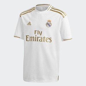 Camisa Adidas Real Madrid Infantil