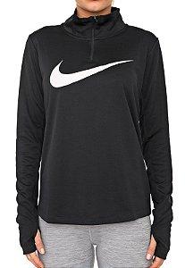 Camiseta Midlayer Qz Sw Preta - Nike