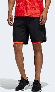Short Adidas Own Dois Em Um