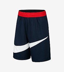 Short Azul Marinho Dri-FIT Nike - Masculina