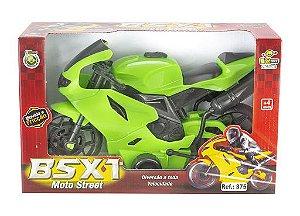 Moto Street Bsx1 - Bs Toys