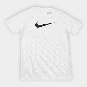 Camisa Dry Academy Top Branco Nike - Infantil