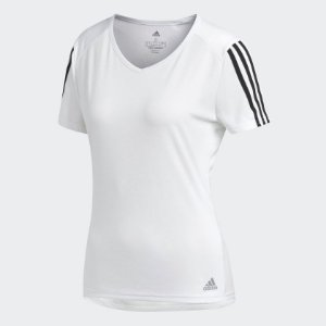 Camisa Adidas Running 3- Stripes