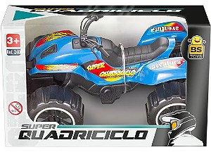 Super Quadriciclo -Bs Toys