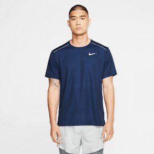 Camiseta Miler Azul Nike - Masculina