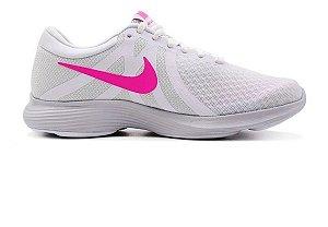Tênis Revolution 4 Branco Nike - Feminino