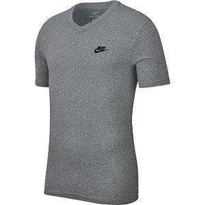 Camiseta Sportswear Cinza Nike - Masculino