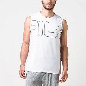 Camiseta Sem Manga Essential Fila Masculina