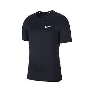 Camiseta Nike Pro Top Masculina - Preto