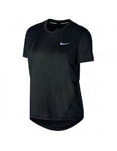 Camisa Miler Preta Nike - Feminino