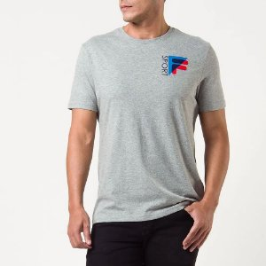 Camiseta Sport Geo Fila - Masculina