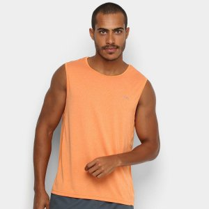 Regata  Fit Masculina Olympikus - Orange