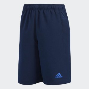 Bermuda Adidas Infantil Masculina - Azul
