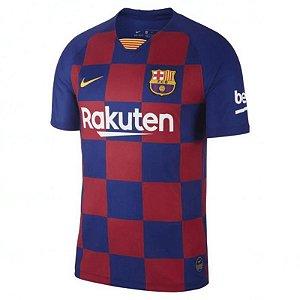 Camisa Nike Dri-FIT Breathe FC Barcelona - Masculina