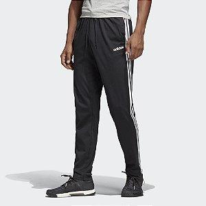 Calça Adidas Afunilada Essentials 3 Stripes Masculina