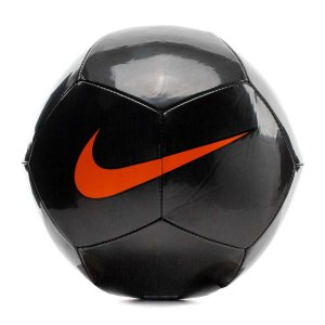 Bola Campo Nike Pitch Train Chumbo/Laranja
