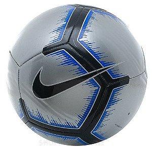 Bola Nike Pitch Futebol de Campo - Cinza