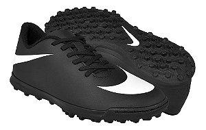 Chuteira Bravata II TF Society Nike - Masculino