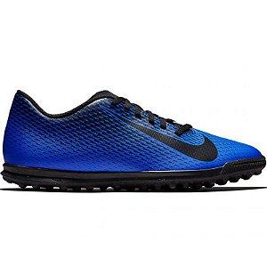 Chuteira Bravata Azul II TF Nike - Masculino