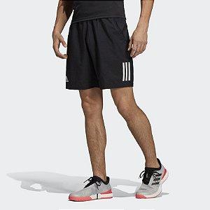 Short Club 3 Stripes 9 - Adidas
