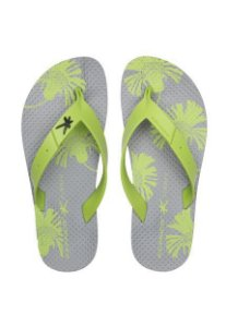 Chinelo Summer Stamp Verde Kenner - Masculino
