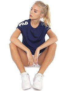 Blusa Fila Sports Block Feminina