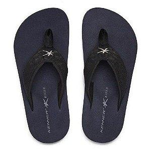 Sandália Kivah Cushy Azul Escuro Kenner - Masculino