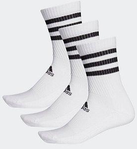 Meias Csh Crw3p 3-Pares Adidas - Unissex