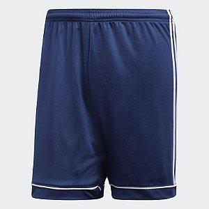 Short Adidas Squadra 17 Masculino - Azul