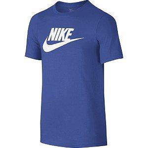 Camiseta Nike Infantil - Azul