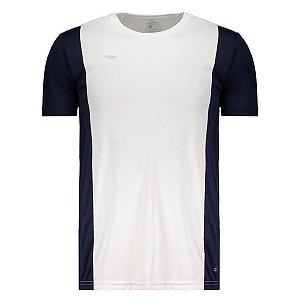 Camiseta Penalty Triunfo Branca e Marinho