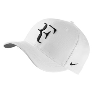 Boné Nike Aba Curva Branco Unissex