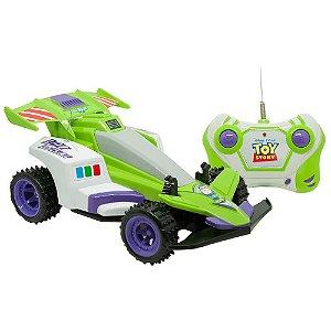 Carro Com Controle Remoto Space Ranger Toy Story - Candide