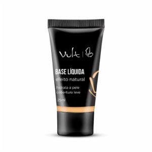 Base Líquida Efeito Natural cor 02 25ml- Vult