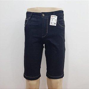 Bermuda Jeans Tripé Masculino