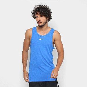 Regata Nike Elite Top Masculina - Azul