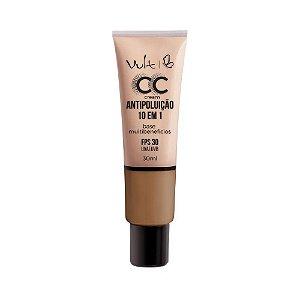 Base CC Cream Antipoluição 10 em 1 MB05 30ml- Vult