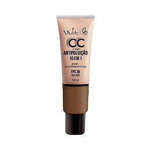 Base CC Cream Antipoluição 10 em 1 MB06 30ml- Vult
