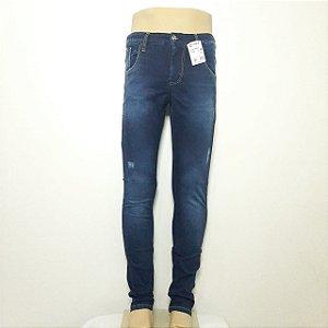 Calça Jeans Tripé Masculina