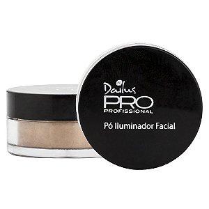 Iluminador Facial Dailus Pro Pó 06 Bronze