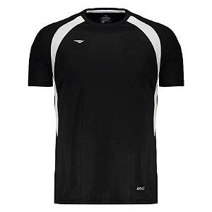Camiseta Penalty Supremo RY Preta e Branca