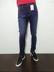 Calça Tripé Jeans Skinny Masculina