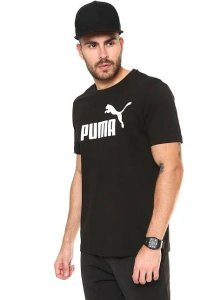 Camiseta Puma Essentials Masculina