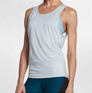 Regata Nike Feminina - Cinza